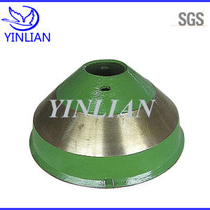 Sand Casting Spare Parts for Rock Crusher Mining Machine