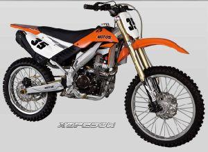Dirt Bike (HN250) EEC, EPA