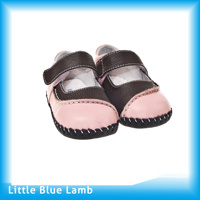 Cute Pink Leather Baby (LBL-BB27117PK)
