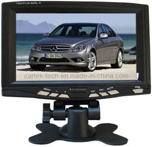 7 Inch Stand-Alone ISDB-T Digital TV