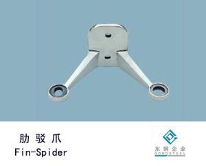 Stainless Steel Fin Spider / Glass Spider