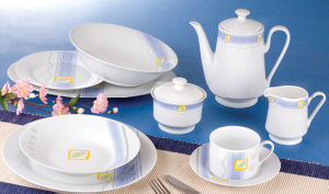Porcelain Dinnerware/47PCS Dinner Set (SET101038)