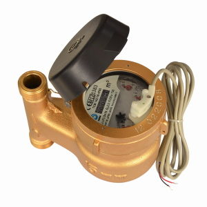 Multi Jet Water Type Iron Water Meter (MJ-LFC-F10-4) pictures & photos