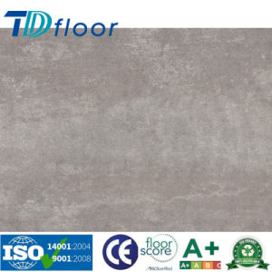 High Quality 4mm 5mm Stone Series Click PVC Vinyl Flooring pictures & photos