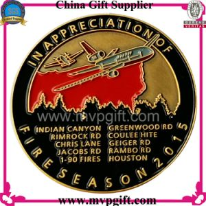 Bespoken Metal Gold Coin for Challenge Coin Gift pictures & photos