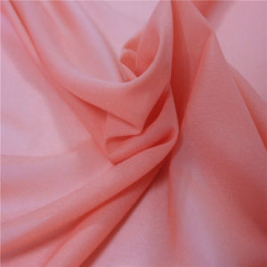 Plain Chiffon Polyester Taffeta Lauderability Fusible Clothes Interlining Shrink-Resistant Adhesive pictures & photos
