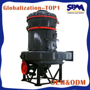 Sbm Super Pressure Trapezium Grinding Mill pictures & photos