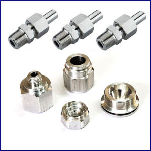 Precision CNC Turning Parts, CNC Turning Aluminum Parts, pictures & photos