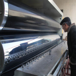 Three Calender Plastic Geomembrane Film Extrusion Line (KF3000) pictures & photos