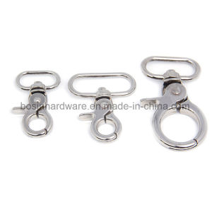 Zinc Alloy Trigger Snap Hook for Bags pictures & photos