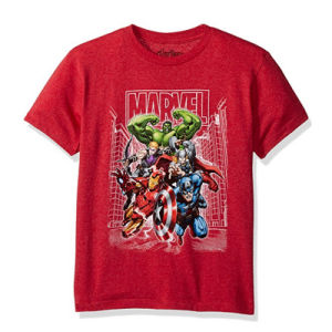 Power Rangers Power Surge Adult T-Shirt Mens Red Shirt pictures & photos