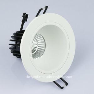 Anti-Glare 7W 9W COB LED Downlight with Die Casting Aluminum pictures & photos