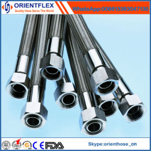 Stainless Steel Covered Teflon Hose pictures & photos