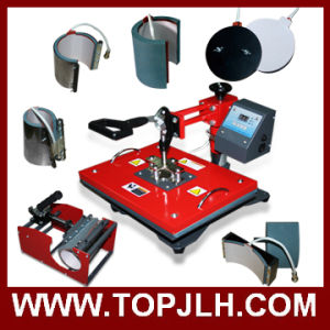 Best Selling Sublimation Printing 8 in 1 Heat Press Machine From China pictures & photos