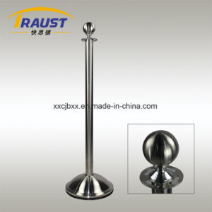 Promotional Price Economic Stainless Steel Rope Barrier for Crowd Control pictures & photos