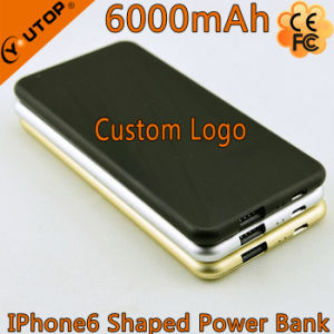 Hot Sales Large Capacity Cellphone Charger/Custom Logo Power Bank pictures & photos