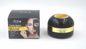 Newest Whitening Moisturizing Propolis Magnetic Mud Mask for Skin Care pictures & photos