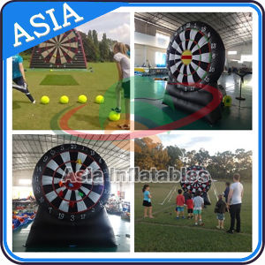 Inflatable Football Dart Board Sport, Soccer Dart Board, Soccer Darts, Inflatable Footsports pictures & photos