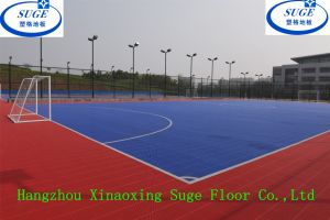 Professional Sport Court Basketball Flooring Tile pictures & photos