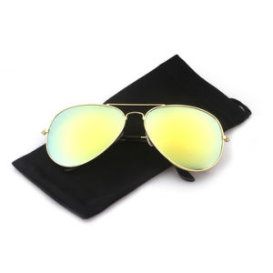 Ynjn Fashion Metal Frame Mirror Lenses Mens Sunglasses (YJ-0015) pictures & photos