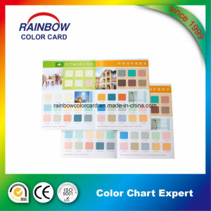Emulison Color Chart for Buidling Material Wall Paper pictures & photos