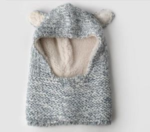 Children′s Lovely Knit Balaclava pictures & photos