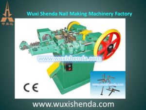 High Speed Automatic Nail Making Machine pictures & photos