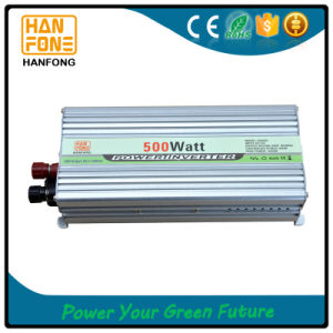 DC/AC Sine Wave Solar Inverter 500W with Ce RoHS Approved pictures & photos