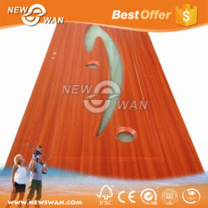 40mm PVC Folding Door / Plastic Toilet Door Price pictures & photos