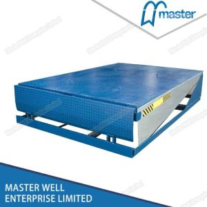 Work Platform Steel Dock Leveller pictures & photos