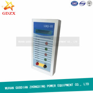 Handheld 1000mA Leakage Protection Switch RCD ELCB Tester pictures & photos