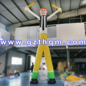 Colorful 2 Legs Inflatable Sky Air Dancer for Promotion Activity pictures & photos