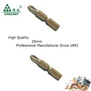 Good Quality Special Heat Treated Screwdriver Bits pictures & photos
