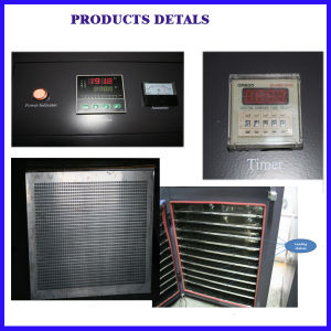 China Supplier Hot Air Baking Oven pictures & photos