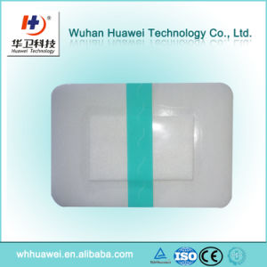 Transparent Adhesive Wound Dressing, Adhesive Medical Dressing, Waterproof Wound Dressing pictures & photos