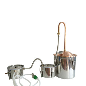 18L/5gallon ISO RoHS Certificated Distiller Home Alcohol Making Equipment pictures & photos
