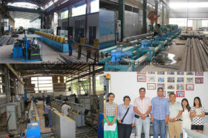 SGS Certificate Energy Saving Induction Heating Machine Automatic Bar Forging Furnace pictures & photos
