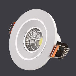 Anluminum Housing 3 Years Warranty COB 5W Indoor LED Downlight pictures & photos