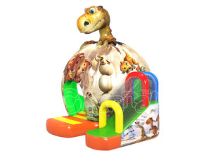 Dinosaur Design Inflatable Bouncer Slide Castle for Children pictures & photos