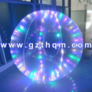 Outdoor Inflatable Stand Light Balloon/Colour Inflatable LED Balloon Lights pictures & photos