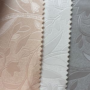 Water Proof Decoration PVC Leather for Hotel Upholstery pictures & photos