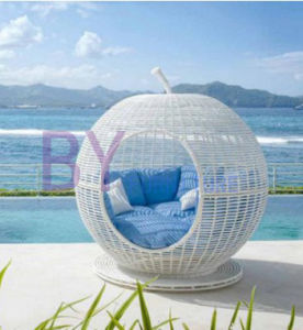 PE Rattan Outdoor Garden Leisure Rattan Furniture pictures & photos