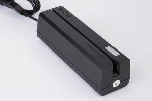 Msr605 Msr606 Hico Magstrip 3 Tracks Magnetic Card Reader Writer Data Collector pictures & photos