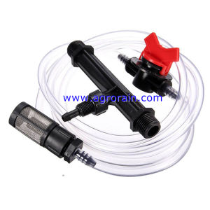 China Popular Economical 1-1/2 Inch Irrigation Venturi Mixer Injector for Agricultuer Farm pictures & photos