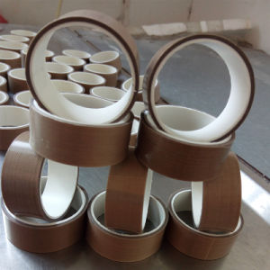 Glass Fiber Thermal Insulation Tape pictures & photos