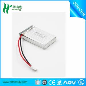 High Quality RC Li Polymer Battery X5c 3.7V 900mAh Battery 903048 Polymer Li-ion Battery for RC Helicopter pictures & photos