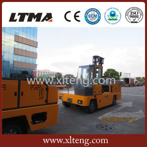 China Ltma 3 Ton Side Loader Forklift pictures & photos