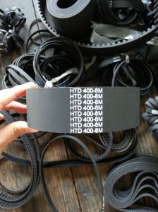 New Rubber Timing Belt Std2m, S3m, S5m, S8m, S14m pictures & photos