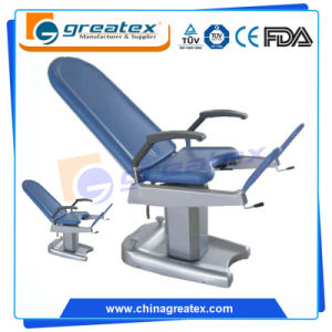 Top Manufacturer Medical Steel Delivery Bed Electric Hydraulic Gynecology Chair Price for Wholesales pictures & photos