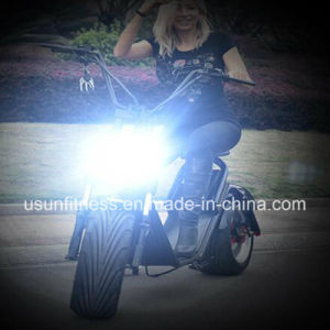 New Design Remove Battery Electric Scooter with Aluminum Alloy Material pictures & photos